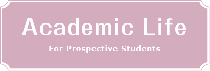 Academic Life For Prospective Students